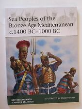Osprey Book: Sea Peoples of the Bronze Age Mediterranean c.1400 BC–1000 BC Elite