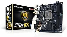 GIGABYTE GA-H170N-WIFI LGA 1151 Intel H170 USB 3.0 Mini ITX Intel Motherboard
