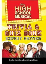 Disney High School Musical Trivia & Quiz Book by Emma Harrison (Paperback /...