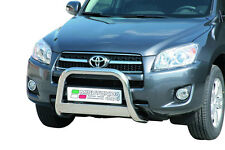 "Toyota Rav-4 Rav4 2009-2010 Ø63mm BULL BAR NUDGE BAR  ""CE APPROVED""  Frontbügel"