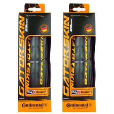 Continental Gatorskin Folding Tires PAIR 700x23c Puncture Resist 700c Road Tour