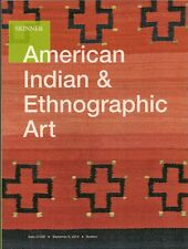 Skinner Native American Indian Art & Ethnographica Auction Catalog Sept. 2014