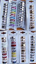 WHOLESALE LOT OF 80 PC TOE RINGS FASHION JEWELRY