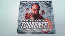 "JOSE LUIS TORRENTE Y JOAQUIN SABINA ""SEMOS DIFERENTES"" CD SINGLE 2 TRACKS"