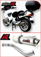 DOMINATOR Exhaust ROUND BMW R1150RT R1150RS R1100RS R1100RT + DB KILLER