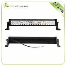 120W 20inch  Led Light Bar Spot Flood Work Driving ATV UTE SUV Bar Offroad 4WD