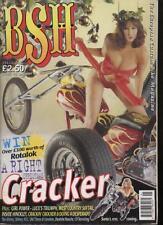 BSH THE EUROPEAN CUSTOM BIKE MAGAZINE - January 1998