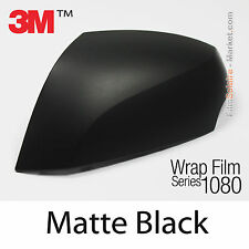 10x20cm FILM Matte Black 3M 1080 M12 Vinyle COVERING New Series Car Wrap Film
