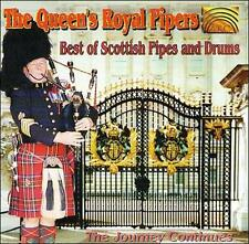 Queen's Royal Pipers: Best of Scottish Pipes and Drums