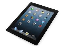 Apple iPad4  9.7inch 4th Gen 32GB, Wi-Fi - BLACK Multi-Touch Retina Display  5MP