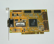 Prolink PCI Graphics card with Cyrrus Logic chip
