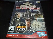 The Secret of Margrave Manor   pc game  hidden object