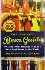 The Pocket Beer Guide-Handbook to the Best Beers in the World-2013 Paperback-VG