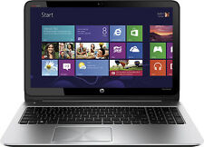 New HP ENVY M6 TouchSmart Sleekbook Touch Screen Laptop 8GB 1TB Quad-Core Webcam