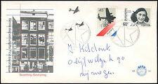 Países Bajos 1980 35th Anniv de liberación Fdc Primer Día cubierta #c 27695