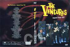 THE VENTURES: Live in Japan Tour (1993)  DVD NEW