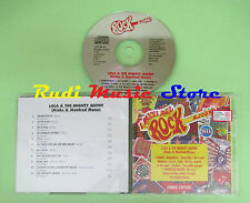 CD MITI DEL ROCK LIVE 86 LOLA MIGHTY QUINN compilation 1994 KINKS & MANN (C31)