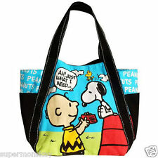 SMALL PLANET SNOOPY TOTE BAG / BALLOON BAG S (LUNCH TIME) OP63897
