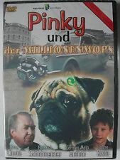 Pinky und der Millionenmops - Kinder & Hund als Detektiv - Hans Clarin, Leipzig