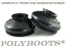 2x Polyboots Polyurethane Tie Rod End Dust Boots Dust Covers 10x24x15 mm ATV