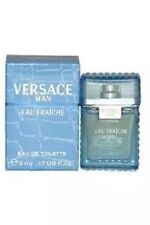 mini cologne Versace Man Eau Fraiche for Men Brand New In Box