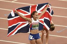 Jessica Ennis-Hill A4 Photo 148
