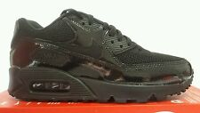 NIKE AIR MAX 90 PREMIUM NERA NERO LUCIDO N.36,5 WMNS NEW COLOR LIMITED OKKSPORT