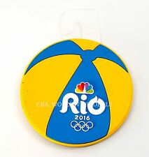 NEW NBC Rio Olympics 2016 - Beach Ball Refrigerator Magnet