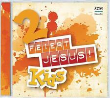 Feiert Jesus! Kids 2 Jakobi (2015) Kinderlieder Musik Geschenk EC CVJM Gott Toll
