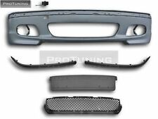 BMW E46 3 Series M Sport M Tech II 2 front bumper ABS 51117893328 Saloon Estate