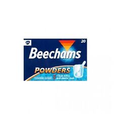 60 x Beechams Powders Cold & Flu Remedy - 3 packs of 20
