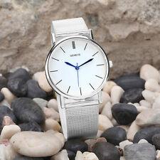 Wrist watch stainless steel Band Montre Quartz Watches Women Geneva