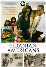 The Iranian Americans (DVD, NEW, 2016 PBS Release) Immigrant Stories