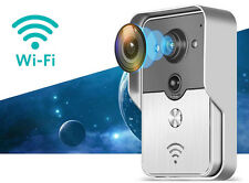 Smart Wifi Wireless Doorbell Video Door Phone  Citofoni e campanelli