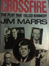 Crossfire by Jim Marrs (1989, Hardcover)