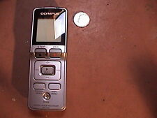 olympus silver digital voice recorder vn-7000 works great
