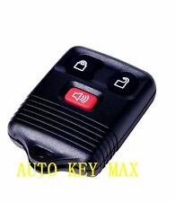 New Keyless Entry Remote 3 Button Key Fob Clicker for Ford Lincoln Mercury