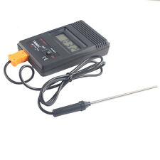 TM-902C K Type Bimetallic Thermometer Temperature Meter + Probe New Arrival