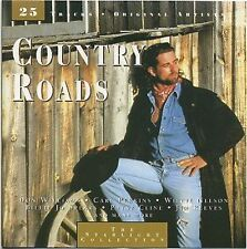 Various Artists-Country Roads CD