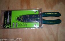 Greenlee 1923 Crimping/Stripping Combination Tool (New in Package)