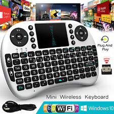 FLY d'aria 2.4g mini tastiera wireless touchpad mouse per XBMC Android TV Box PC REGNO UNITO