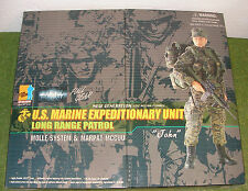 DRAGON 1/6 MODERN US JOHN - MARINE EXPEDITIONARY UNIT LONG RANGE PATROL WOODLAND