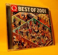 CD Q Magazine Best Of 2001 Compilation 19TR 2001 Alternative, Pop Rock Downtempo