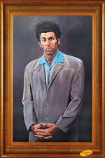 Seinfeld The Kramer Painting TV Poster Print, 24x36