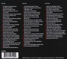 MUM 's the word 60 favourite canzoni-Bing Crosby, Elvis Presley - 3 CD NUOVO