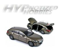 NOREV 1:18 2012 MERCEDES-BENZ CLS 500 SHOOTING BRAKE DIE-CAST GREY 183549