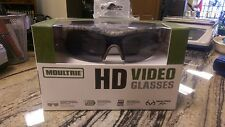 Moultrie Hunting Sport Camo Glasses w/ Built-In HD Video Camera  MCG-13039