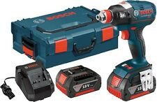 Bosch IDH182-01L 18V Cordless Li-Ion Brushless Socket Ready Impact Driver Kit NU