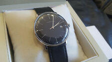 JUNGHANS MEN'S MAX BILL WATCH - Fully BOXED [RRP £475]