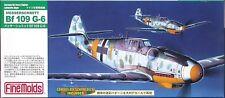 Fine Molds 1/72 Messerschmitt Bf 109 G-6 - Kit#FL8